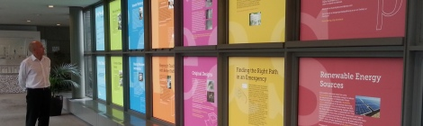 Staff Ideas Exhibition