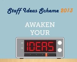 staff ideas 2013 image